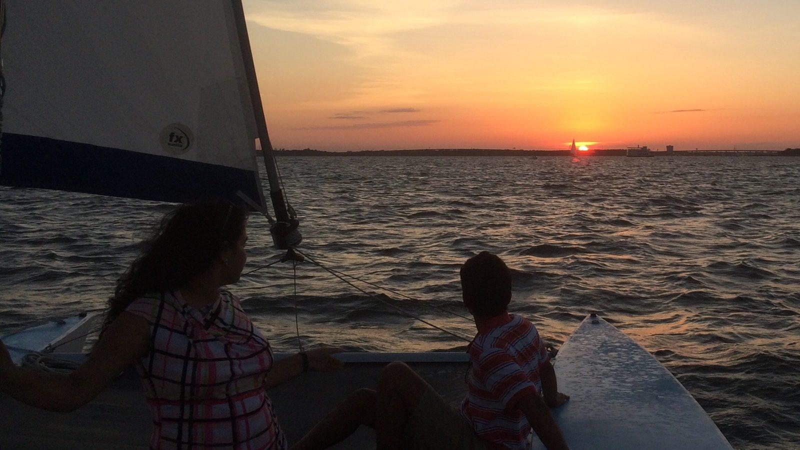 Private Sunset Sail Slider 003