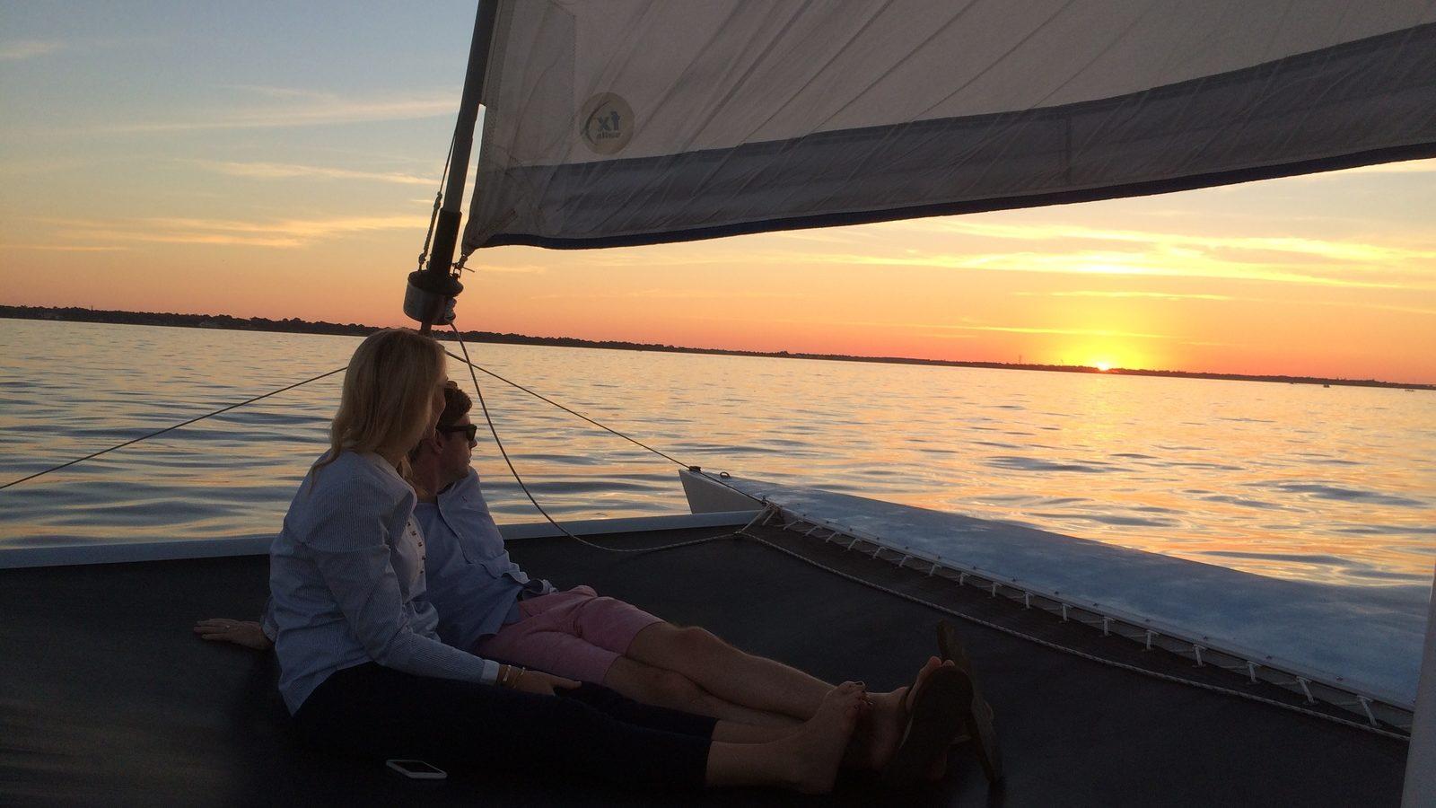Private Sunset Sail Slider