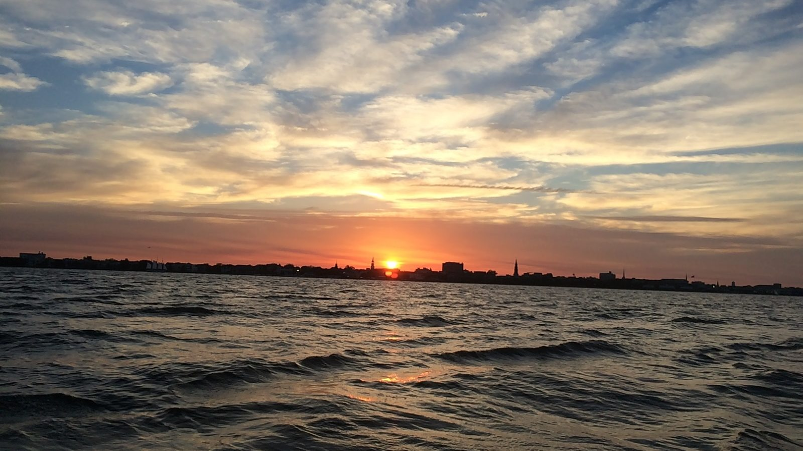 Sunset Harbor Sail Slider 004