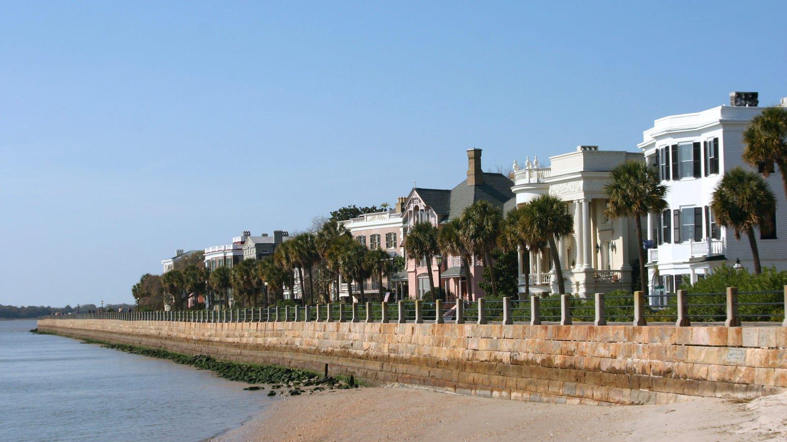 Charleston Battery Slider